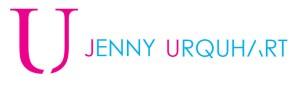 Jenny Urquhart horizontal logo colour