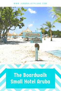 Aruba Boardwalk Small Hotel
