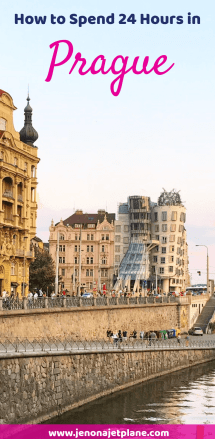 Got 24 hours in Prague? This list will show you all the must-see attractions in the Czech Republic's capital city, from the Astronomical Clock to Prague Castle! These are the best things to do in Prague when you have a short time. Save to your travel board for inspiration! #prague #czechrepublic #travel #travelinspiration #europe