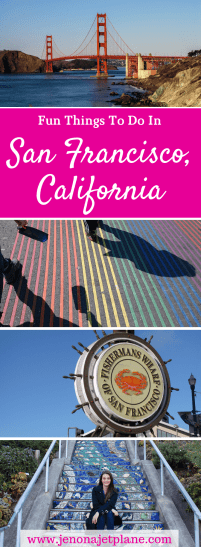 Looking for fun things to do in San Francisco? From whale watching to learning how fortune cookies are made, these are the experiences you can't miss. Save to your travel board for future reference. #sanfrancisco #sanfranciscotravel #sanfranciscothingstodo #californiatravel #sanfranciscothingstodofree #visitcalifornia #visitsanfrancisco