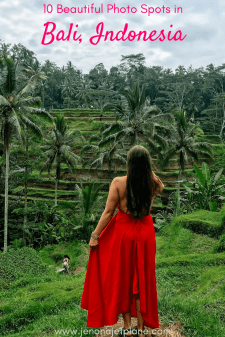 Looking for the best spots in Bali to get the perfect Instagram shot? Here are 10 beautiful places on the island you can't miss, guaranteed to give you IG-worthy pictures. Save to your travel board for future reference. #baliphotography #baliphotographyinstagram #baliindonesia #balitravel #baliphotoshoot #baliphotos #baliphotoideas