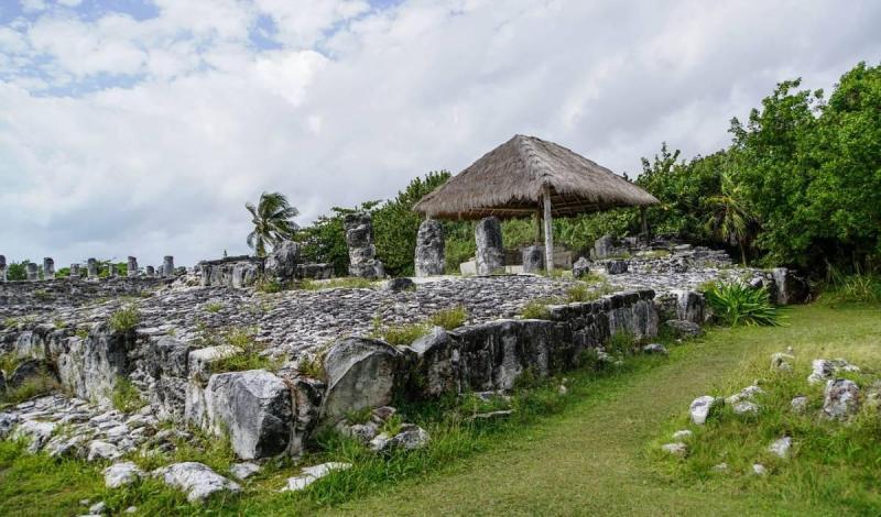 El Rey Archeological Ruins in Cancun