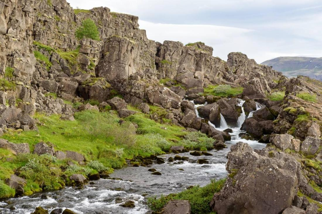 Iceland Road Trip Map