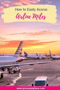 Want to fly for free? Airline miles can get you there. Here are 7 ways to accrue bulk miles, with or without credit! #travelhacking #airlinemiles #travelcreditcard #budgettravel #traveltips