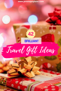 Not sure what to get the avid traveler in your life? No matter your budget, these gift ideas will not disappoint! #giftguide #travelgifts #giftguide2019christmas #travelgiftideas