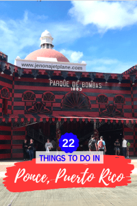 Looking for the best things to do in Ponce, Puerto Rico? From political street art to firemen tributes, here are 22 experiences you can't miss! #ponce #poncepuertorico #puertorico #puertoricotravel #puertoricotrip