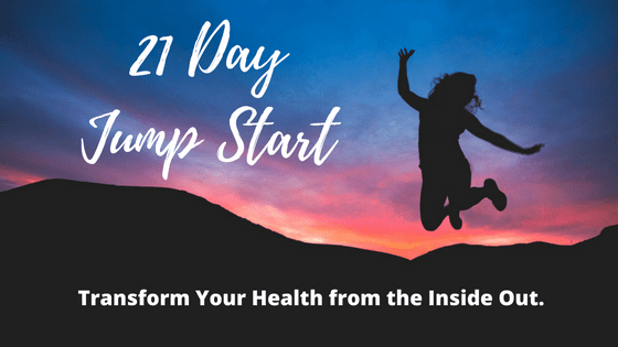 21 Day Jump Start (Online Group Food/Fitness/Faith Challenge)
