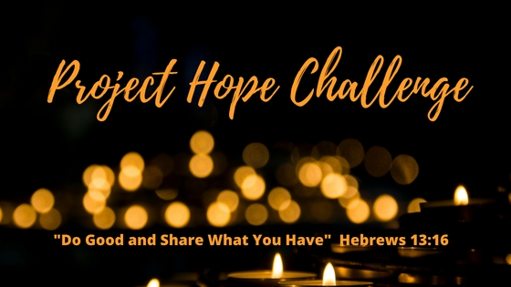 Project Hope Holiday Challenge