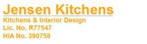Jensen Kitchens logo