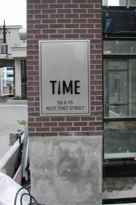 exterior signs - Architectural Plaques