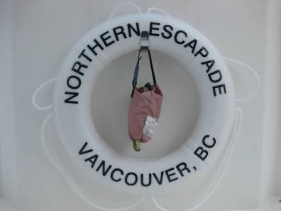 boat lettering - Liferings