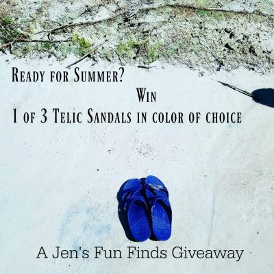 Ready for Summer? Then you Need a Pair of Telic Comfortable Sandals!