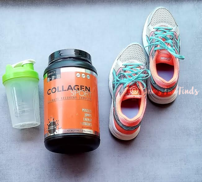 Neocell Collagen Sport, Ultimate Recovery Complex, Belgian Chocolate for runners