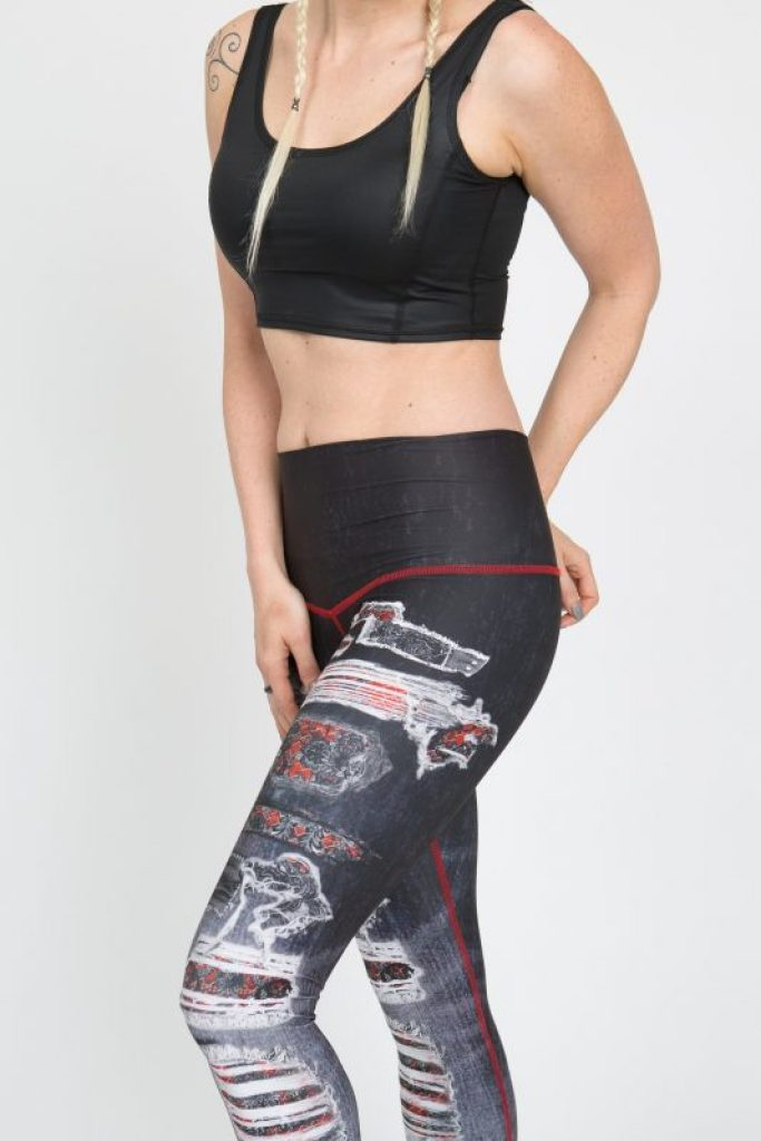 Elektrix Love leggings