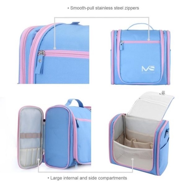 MelodySusie Toiletry bag compartments
