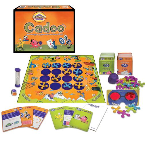 cranium cadoo, fun games