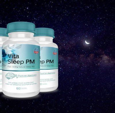 VitaSleep PM: The Sleep Solution To Fit Your Life