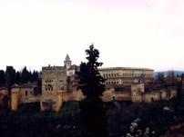 View from Mirador de San Nicolas