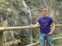 Waterfall at Monachil
