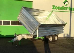 Zocon Z080/Z100 tipvogn
