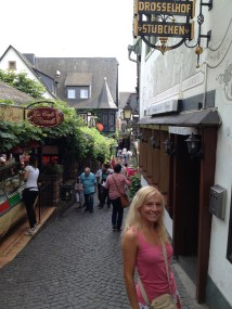 Rüdesheim, Germany - Rhine River Cruise