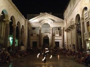 Split, Croatia - Diocletian's Palace