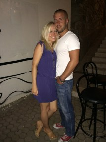 At Happy in Crikvenica, Croatia