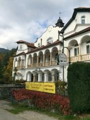 Hotel in Schneedorf