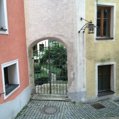 Quaint escapes in Passau