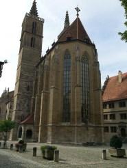 Church of St. Jakob