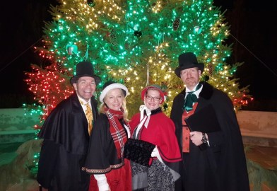 Holiday Cheer at Longwood Gardens