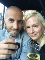 Jen and Milos