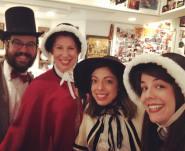 Our Boston Carolers!