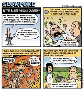 "This Week's Cartoon: ""Better Babies Through Chemistry"""