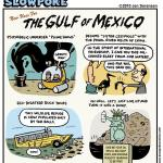 """This Week's Cartoon: """"New Uses For the Gulf of Mexico"""""""