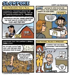 """This Week's Cartoon: """"Old McDonald's Had a Farm"""""""