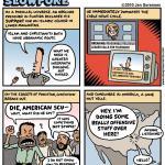 "This Week's Cartoon: ""Media-Made News, Alternate Version"""