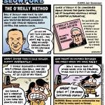 This Week's Cartoon: The O'Reilly Method