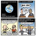 "This Week's Cartoon: ""World War III: In It For the Money!"""