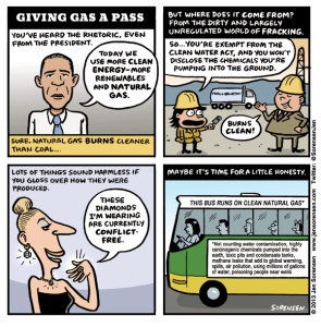 Giving Gas a Pass