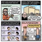 Creative Disruption