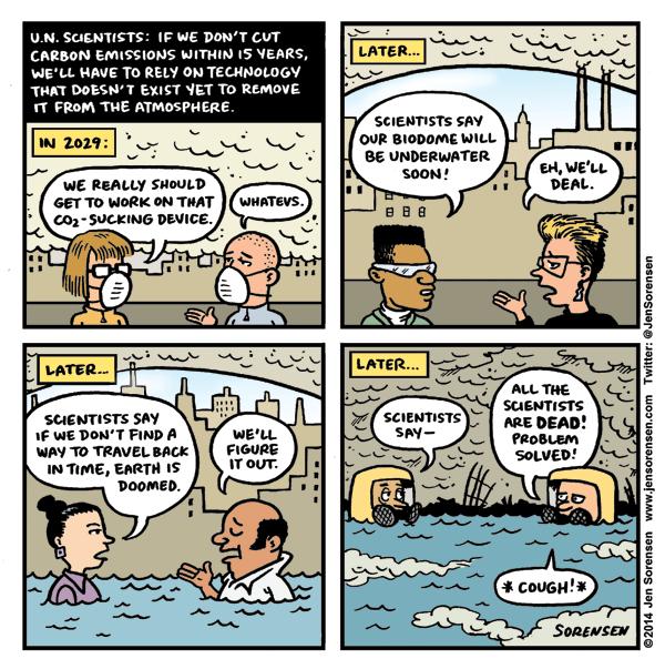 Ignoring the Warnings