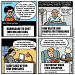 Blaming Obamacare