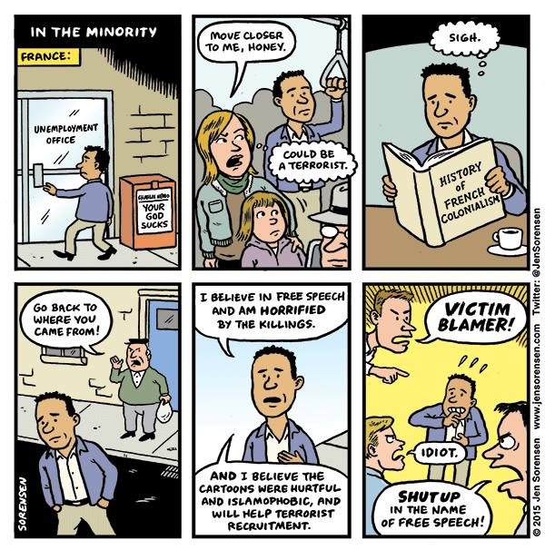 In the Minority