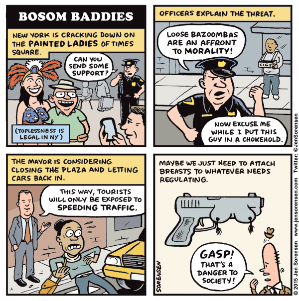 Bosom Baddies