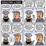 Radical Cleric vs. Trump