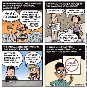 "On ""political correctness"""