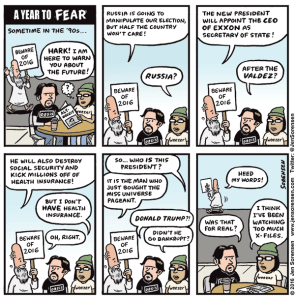 2016: A Year to Fear