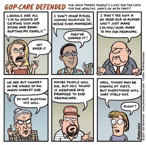 GOP-care Defended