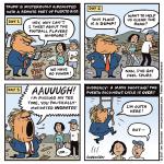 Trump in Puerto Rico